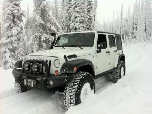 Čtyřkolka na sněhu_autokabelky