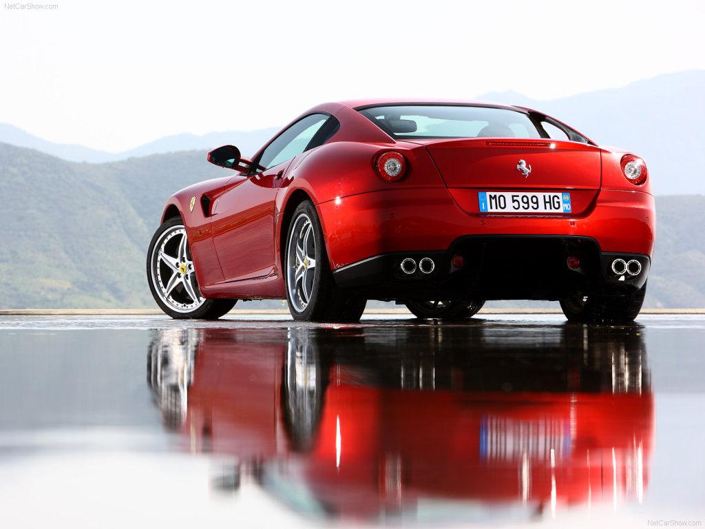 Ferrari 599 GTB Fiorano_autokabelky